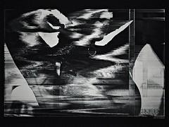Stretching View // #newmediaart #abstractart #experimental #cyberpunk #rmxbyd #pixelsorting #glitchartistscollective #digitalart #glitch #glitchart #datamoshing #vhsaesthetic #vaporwave #retro #vhs #monochromatic #black #art #bnw_society #blackandwhite #b (dreamside.xiii) Tags: glitch visual art rmxbyd contemporary modern cyberpunk dark ig feed aesthetic vaporwave grunge model alt abstract surreal futurist retro french france