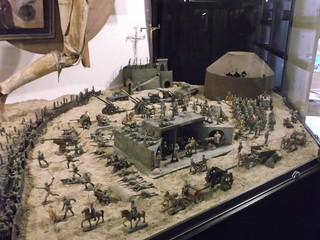 Toy Battle Scene (2)