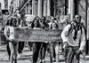 Speak out (David Feuerhelm) Tags: march protest writing nikkor banner demonstration regentstreet london street blackandwhite bw monochrome contrast noiretblanc schwarzundweiss nikon d750 2470mmf28