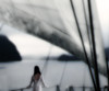 A New World (coollessons2004) Tags: ship sloop boat woman newzealand sound doubtfulsound sea ocean fiordland fiord