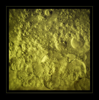 Oil & vinegar or Lunar landscape?