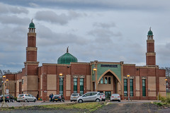 2018-04-16 (Day 106) Central Lanarkshire Mosque