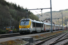 IMG_4895 (luxtrains) Tags: 3000 cfl kautenbach ic luxembourg liers