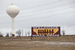 Wall Drug (derekbruff) Tags: billboard sign handpainted roadtrip america roadside southdakota walldrug