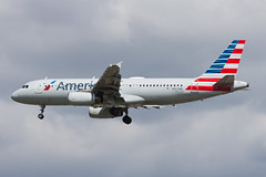 American Airlines Airbus A320 N657AW (jbp274) Tags: ont kont airport airplanes americanairlines american aa airbus a320