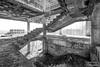 architecture (Anteriorechiuso Santi Diego) Tags: architecture ladder architettura scale geometry abandoned