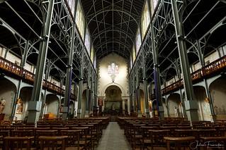 Paroisse Notre-Dame du Travail, Paris