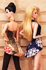 Sewing! (bnkiti) Tags: doll fr2 sewing