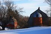 Late afternoon in rural Minnesota (Steve O'Day) Tags: minnesota photography barn barns rural midwest travel red explore