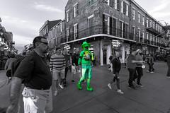 N-O-82 (Agirard) Tags: insolite street neworleans louisiana usa funny 2black whitebwnbnoir et blanc rue comique sony a7ii batis18 batis zeiss