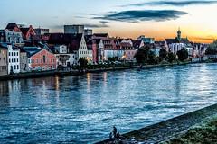 An Evening Walk Through Regensburg - 3 (AaronP65 - Thnx for over 13 million views) Tags: regensburg bavaria bayern germany deutschland
