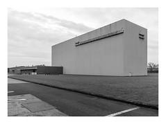 Die Stadt 212 (sw188) Tags: deutschland nrw ruhrgebiet dortmund brackel sw stadtlandschaft industrielandschaft industriegebiet bw blackandwhite