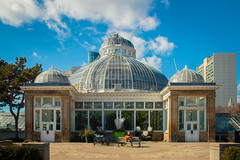 The Palm House @ Allan Gardens (A Great Capture) Tags: toronto architecture building structure allangardens palmhouse agreatcapture agc wwwagreatcapturecom adjm ash2276 ashleylduffus ald mobilejay jamesmitchell on ontario canada canadian photographer northamerica torontoexplore spring springtime printemps