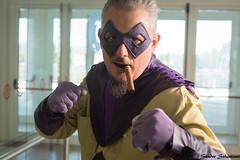Watchmen (SandroSebastiani) Tags: romics romicsottobre2017 watchmen thecomedian silkspectre cosplay cosplayer