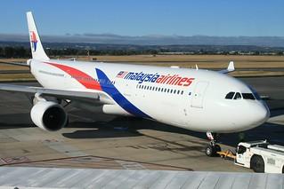 A330-300  9M-MTM