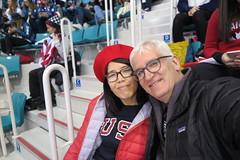 IMG_0594 (Mud Boy) Tags: southkorea rok korea republicofkorea olympics winter winterolympicstripwithjoyce winterolympics the2018winterolympics xxiiiolympicwintergames pyeongchang2018 womensicehockeyfinalusawingoldaftershootoutovercanada clay clayturnerhensley clayhensley joyce joyceshu kwandonghockeycentre officiallyknownasthexxiiiolympicwintergameskorean제23회동계올림픽 translitjeisipsamhoedonggyeollimpikandcommonlyknownaspyeongchang2018 wasaninternationalwintermultisporteventheldbetween9and25february2018inpyeongchangcounty gangwonprovince withtheopeningroundsforcertaineventsheldon8february2018 theeveoftheopeningceremony