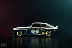 Capri RS3100 (Mario N.V. Photography) Tags: ford capri rs3100 model studio mario nosti viña mnv marionv automotive photography drm 1974 motorsport strobe nikon d90 minichamps scale 118 race