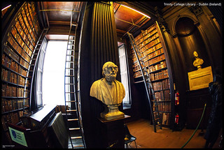 Trinity College Library - Dublin (Ireland)