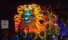 Golden Sunset (BKHagar *Kim*) Tags: bkhagar mardigras neworleans nola la parade celebration people crowd beads outdoor street napoleon uptown bacchus kreweofbacchus night float goldensunset float19