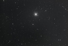 M-13 (sparkdawg068) Tags: zwo asi 294 space weather telescope 80mm ed refractor sirius eq mount texas m13 cluster hercules