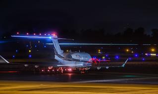 private charter flight