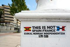 Bilbao - Vacanze 2017 (auredeso) Tags: bilbao spagna espana paesibaschi baschi nikon tokina nikond7100 tokina1116 vacanze 2017 indipendentismo