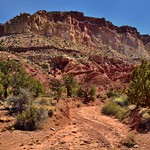 A Roadside Snapshot in Capitol Reef National Park thumbnail