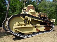 Cobi_2973_Renault_FT-17_2 (El Caracho) Tags: cobi building blocks bricks small army great world war tank renault ft17 wwi