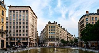 Downtown Lyon