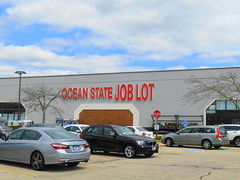 Ocean State Job Lot (Westerly, Rhode Island) (jjbers) Tags: westerly rhode island april 18 2018 shopping plaza former ocean state job lot discount store stop shop grocery supermarket
