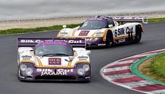 JAGUAR XJR12  1990 / Shaun LYNN / GBR / JAGUAR XJR8  1987 / Richard MEINS / GBR (Renzopaso) Tags: jaguar xjr12 1990 shaun lynn gbr xjr8 1987 richard meins espíritu montjuïch 2018 circuit barcelona jaguarxjr12 shaunlynn jaguarxjr8 richardmeins jaguarxjr121990 jaguarxjr81987 racing race motor motorsport photo picture racingcars espíritudemontjuïch2018 circuitdebarcelona espíritudemontjuïch cars السيارات 車 autos coches автомоб