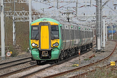 377707 Class 377/7 Electrostar (Roger Wasley) Tags: 377707 class377 electrostar southern bletchley miltonkeynes central eastcroydon buckinghamshire trains railways gb uk explore inexplore