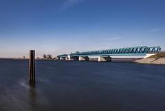 Zecherin Bridge,Usedom (karstenlützen) Tags: germany mecklenburgvorpommern zecherin usedom stettinerhaff longtimeexposure bridge waterfront landscape sigma1020f35 ilca77m2 haidand