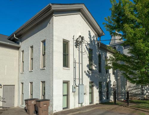 Rutledge-Baxter House (1820), v.07, 101 Lea Ave, Nashville, TN, USA