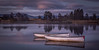 Loch Rusky sunrise (Angela xx) Tags: lochrusky ruskie sunrise