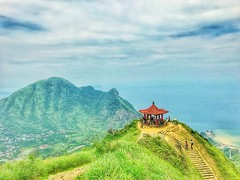 (Tough Baron) Tags: 瑞芳 無耳茶壺山 九份 陰陽海 台北 taipei taiwan jiufen rui fang hiking trekking backpacking yinyang sea jinguashi 金瓜石 水金九 snap