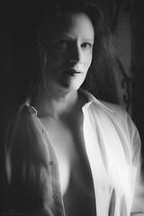 sensual portrait - 147/365 (black & white) (sfPhotogrphr) Tags: dailypic portrait emotional igersgermany girls woman instagood bw beauty sensual picoftheday boudoir project365