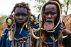 siblings (rick.onorato) Tags: africa ethiopia omo valley tribes tribal mursi people lip plate
