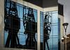 Reflected cranes (cliveg004) Tags: millwall millwallouterdock isleofdogs cranes reflections flickrlondonmeet2018 london docks docklands