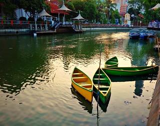 INDONESIEN, Java, in Surabaya unterwegs, 17530/10116