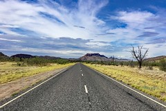 Alone in the Australian Outback! (Uhlenhorst) Tags: 2018 australia australien landscapes landschaften travel reisen