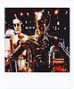 droids (House Of Secrets Incorporated) Tags: fujiroid cheki instax instaxsquare fujiinstaxsquare fujifilm fujiinstaxsquaresq10 instantphotography instantphotograph keepfilmalive filmphotography c3p0 droid starwarsidentities starwars disney expo exhibit exhibition brusselsexpo heysel laeken laken brussels brussel belgium belgië