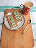 почти-завтрак (Horosho.Gromko.) Tags: food butter parsley lemon kitchen cooking recipe stepbystep compound compoundbutter еда масло петрушка лимон кухня книгаовкуснойиздоровойпище рецепт foodphoto фудфото
