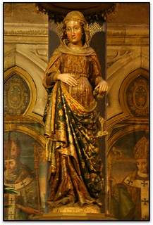 Capilla de la Virgen de la Esperanza, Catedral de Santa María, León (España)