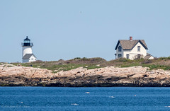 Straitsmouth Island Lighthouse (Stephen R. D. Thompson) Tags: 2018 lighthouse locations landscape nature stcphotography massachusetts rockport usa stephen r d thompson stephenrdthompson straitsmouthislandlightstation
