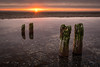St. Ouen's Bay, Jersey -  22nd April 2018 (Tim_Horsfall) Tags: blue beach sea coast water sand sunset sky jersey island fujifilm xt2 landscape seascape clouds colors