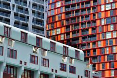 Kruisplein (PHOKUZNET) Tags: city urban architecture exterior buildings geometry rotterdam netherlands europe modern