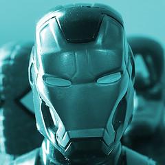 Almost time... (robjvale) Tags: macromonday hmm plastic nikon d3200 comic avengers hero ironman spiderman captainamerica marvel