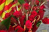 Very good festival of Sant Jordi for all & Molt bona diada de Sant Jordi per a tothom (Domènec Ventosa) Tags: fiesta cataluña patrón rosas flores cultura diada libro libros historia leyenda party catalonia pattern roses flowers culture day book books history legend