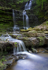 Scalebar Force - Waterfall (scon4061) Tags: scalebarforce northyorkshire yorkshire settle fujifilmxt1 fujifilm14mmf28